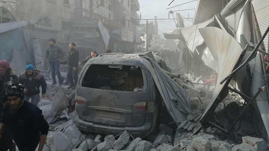 Сирийская армия возобновила военную операцию впровинции Идлиб