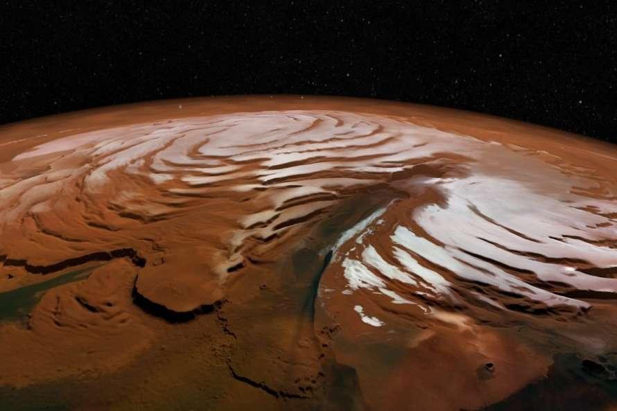 Наука и технологииИсследованиеУченые обнаружили на Марсе следы крупного наводнения20:32 24 ноя.345Читайт