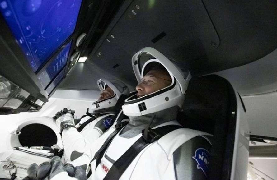 Наука и технологииКосмосКосмический корабль Crew Dragon вышел на орбиту01:41 31 май.228Читайте на УКР