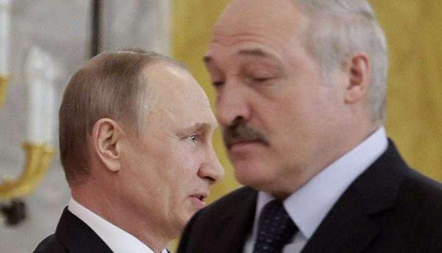 120 процентов белорусов против вхождения всостав РФ — Лукашенко
