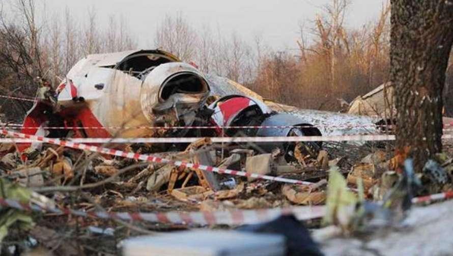 Польша сообщила отротиле, заложенном всамолёт Качиньского в РФ