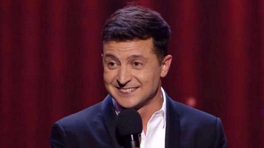 ВКвартале 95 объявили конкурс пародистов Зеленского