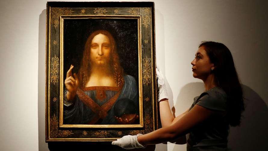 Эксперты усомнились, что картину «Спаситель мира» написал Леонардо даВинчи