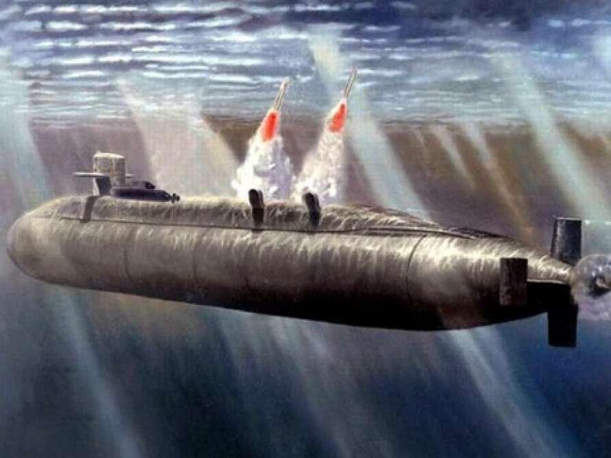 КНДР готовит спуск подводной лодки сбаллистическими ракетами,— NHK