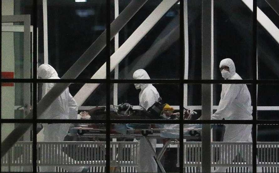 В столице РФ за сутки от коронавируса скончалось более 50 человек