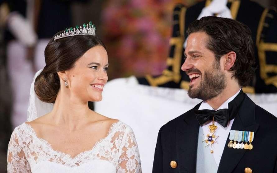 У шведского принца Карла Филиппа и его жены принцессы Софии диагностировали коронавирус