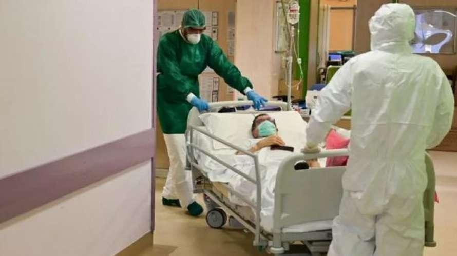 Больницы Ивано-Франковска перегружены больными коронавирусом