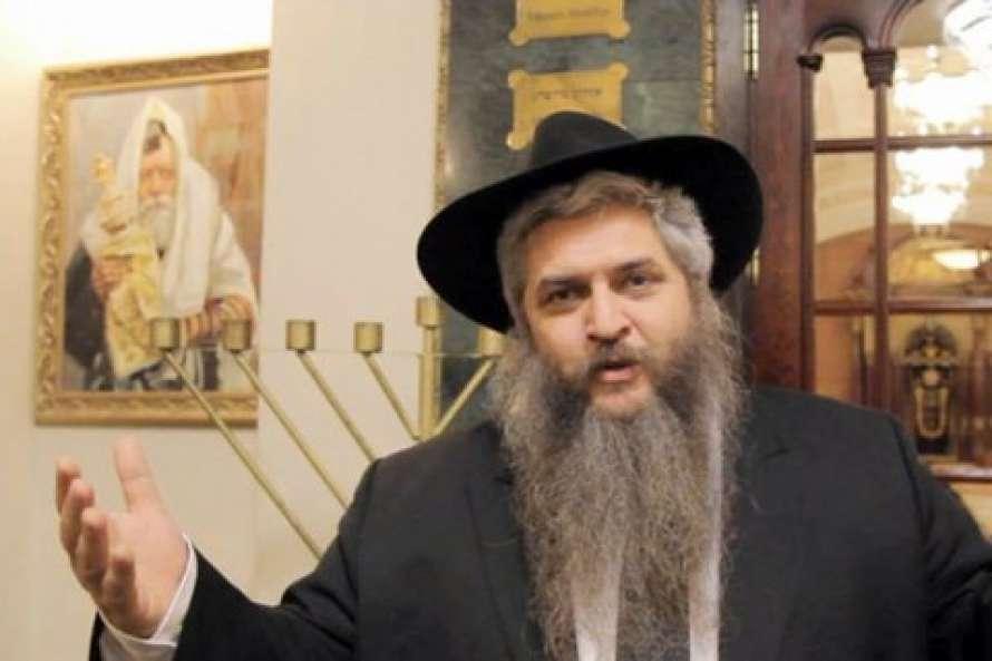 Еврейская община передала 700 тысяч гривен на ремонт центра тестирования на коронавирус в Умани