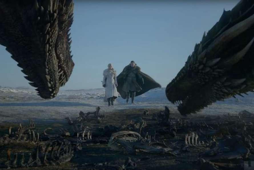 Юбилейная распродажа: вышел новый трейлер восьмого сезона «Игры престолов»
