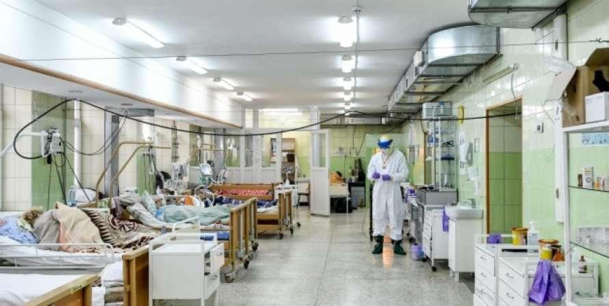 В Виннице растет количество тяжелых пациентов с коронавирусом