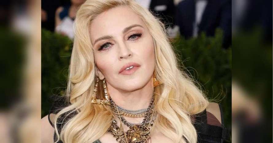 Мадонна похвасталась результатами теста