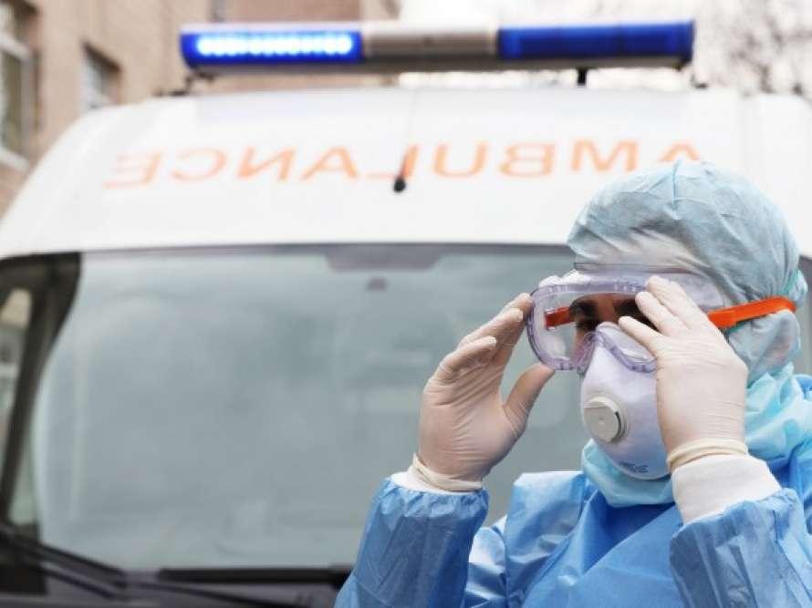 В Киеве уменьшилось количество новых больных COVID-19