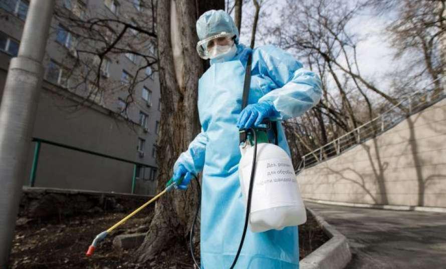 Выявлен район-лидер по заболеванию коронавирусом на Днепропетровщине