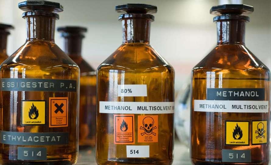В Иране выросло число смертей от метанола из-за коронавируса