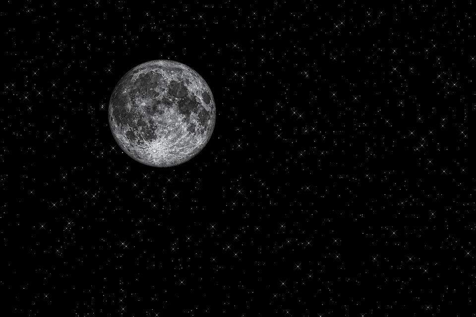 Ученые измерили уровень радиации на Луне