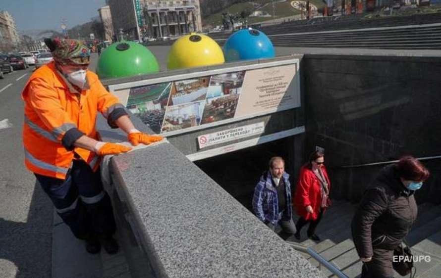 В Киеве подскочило число заболевших коронавирусом