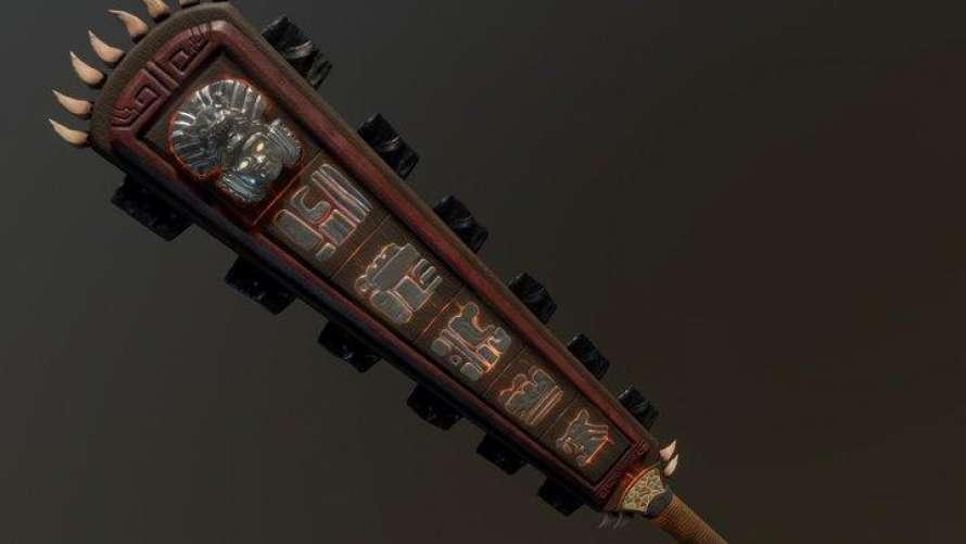 Ученые рассказали о необычном оружии древних ацтеков