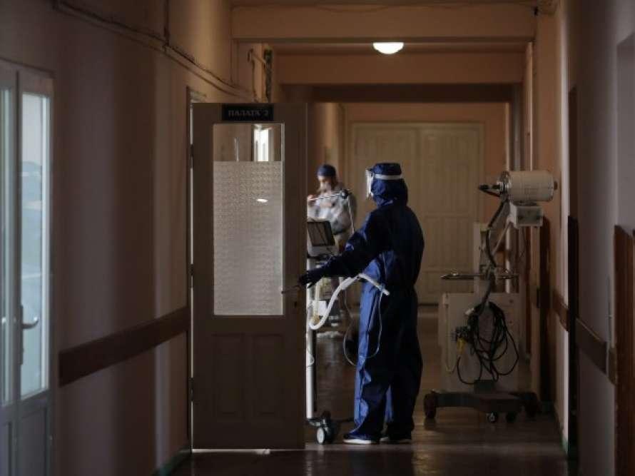 В Одесской области продолжает расти количество заразившихся COVID-19