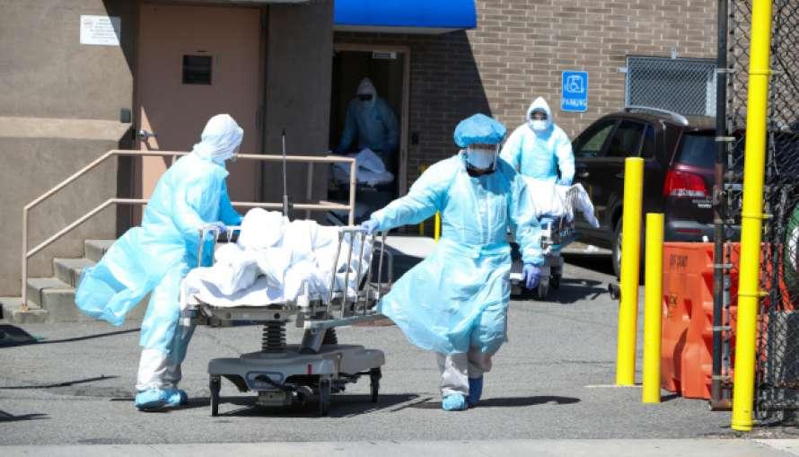 Смертность от коронавируса в мире достигла 6,8%