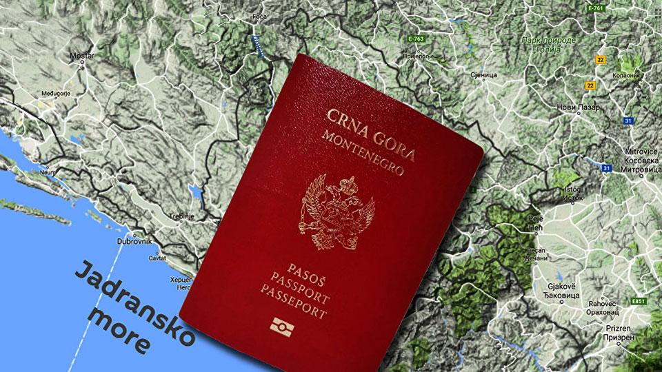 Имена украинцев с «золотыми паспортами» обнародовала Черногория