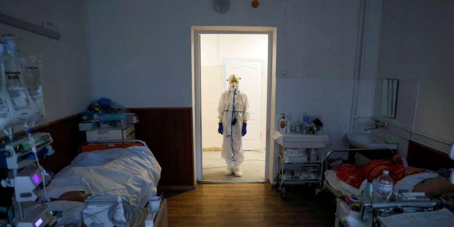 В Киеве за сутки выявили 82 заражения коронавирусом