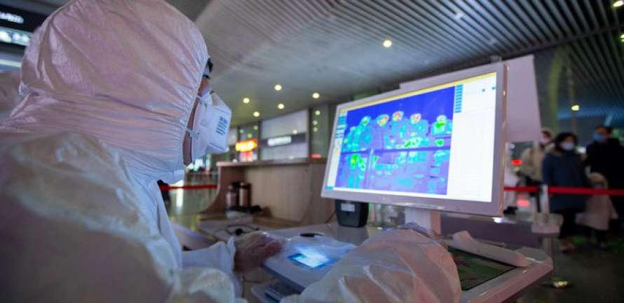 В Китае обнаружили коронавирус в российских продуктах
