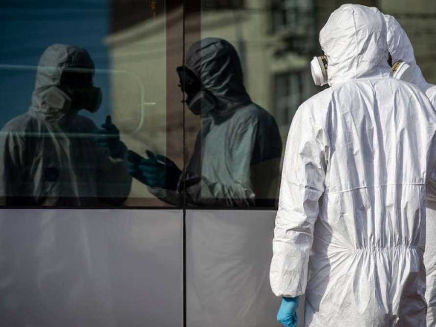 В Чехии выявили индийский коронавирус