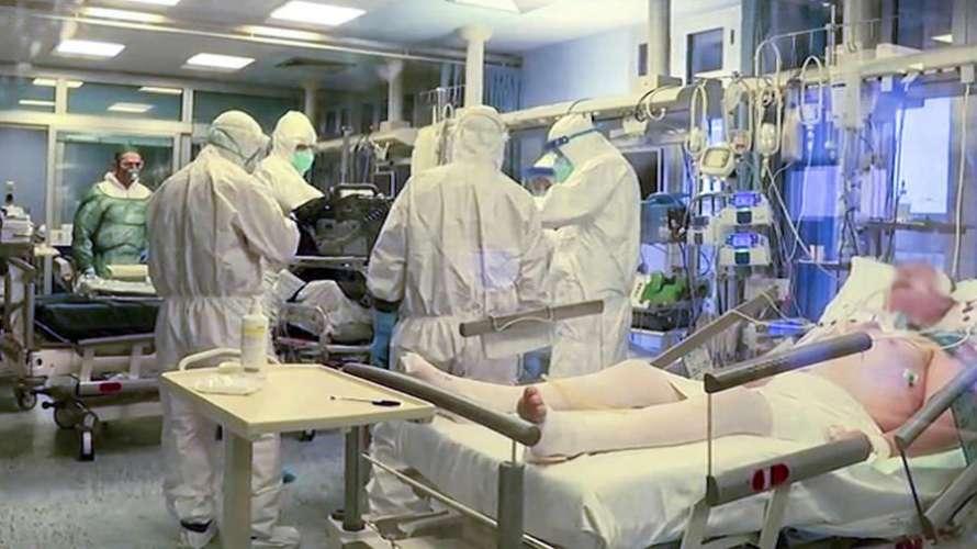 В Италии резко увеличилась смертность от коронавируса