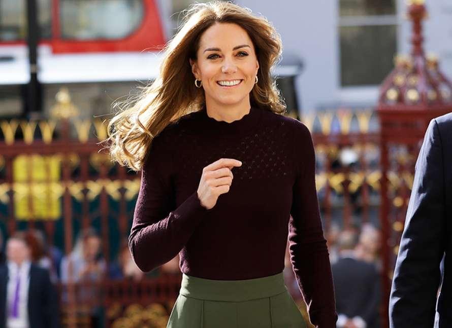 Герцогиня Кембриджская запустила фотопроект, посвященный коронавирусу