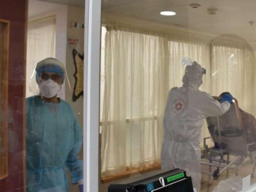 Израиль закрыл последнее коронавирусное отделение