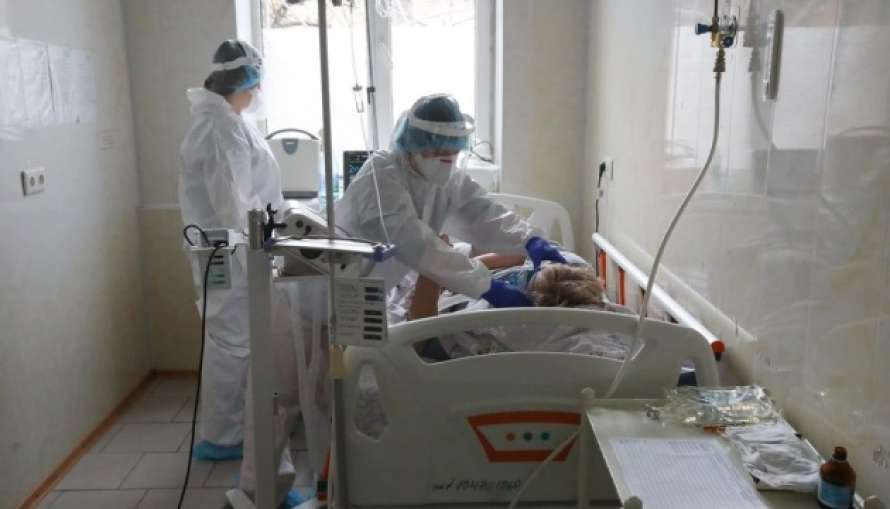 «Британский» коронавирус выявили в 21 регионе Украины