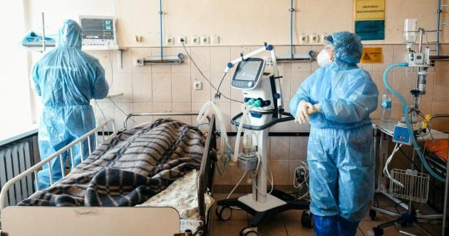 В херсонских больницах нет ни единого пациента, который был вакцинирован от СOVID-19