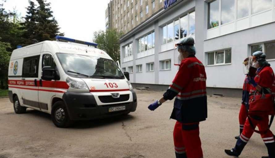 Стало известно, сколько медиков заразилось коронавирусом во Львове
