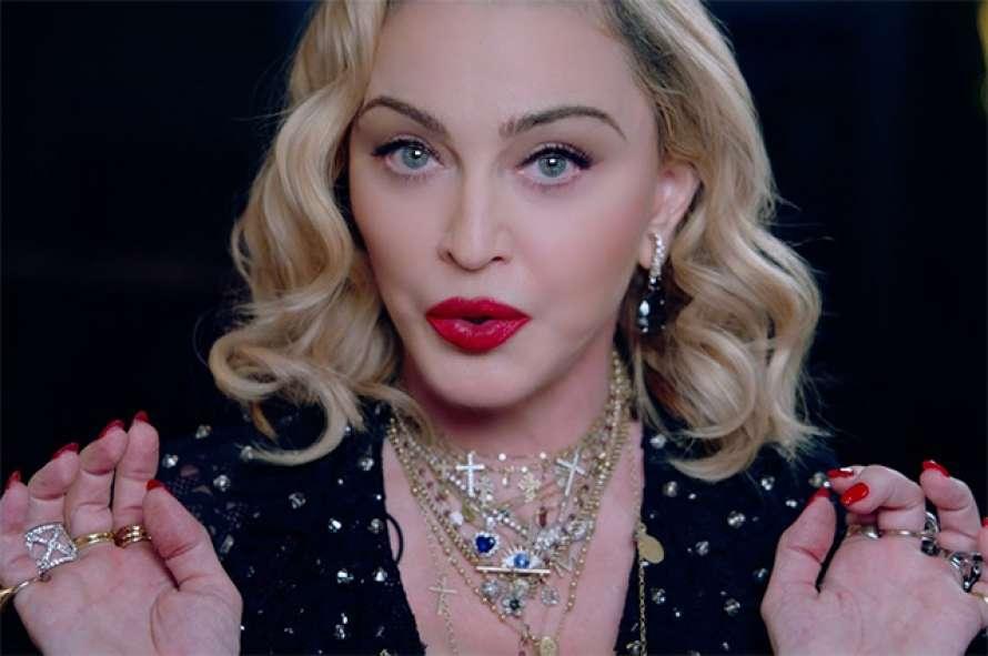 Мадонну раскритиковали за пост в Instagram про коронавирус