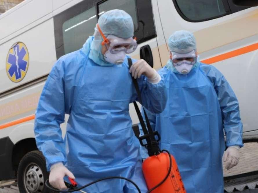 В столице за сутки от COVID-19 умерло более 30 человек