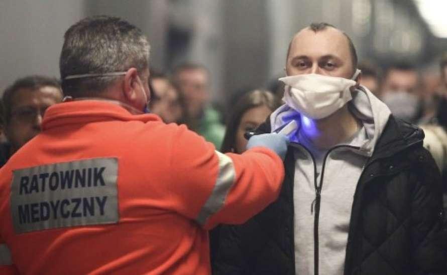 В Польше иностранцев освободили от обязательного карантина