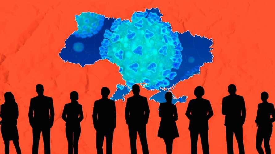 Коронавирус обнаружили у более чем 7 тысяч украинцев