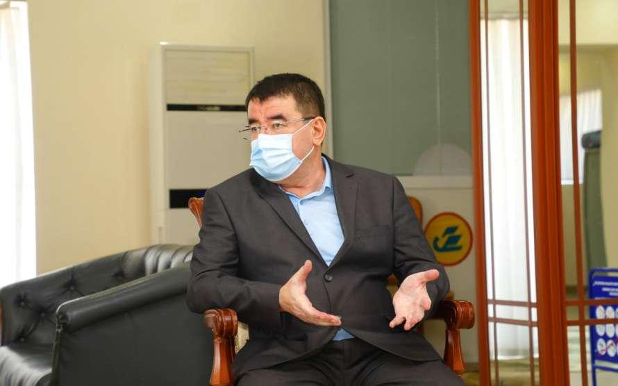 Вице-премьер Узбекистана умер от осложнений коронавируса