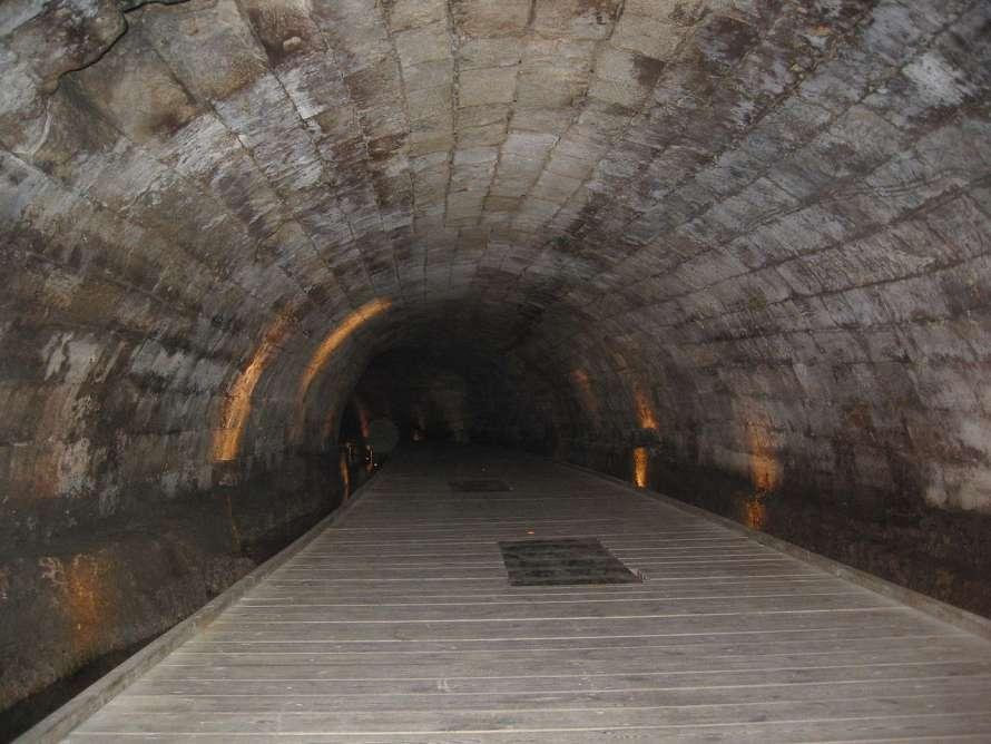 В Израиле обнаружили подземные туннели тамплиеров