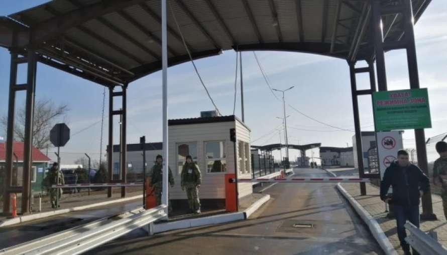 Украина упростит процедуру пересечения границы с оккупированным Крымом