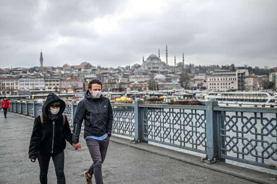 Турция вводит частичный локдаун в связи с COVID