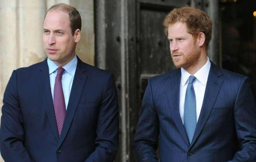 Принц Вільям просить свого брата повернутися додому