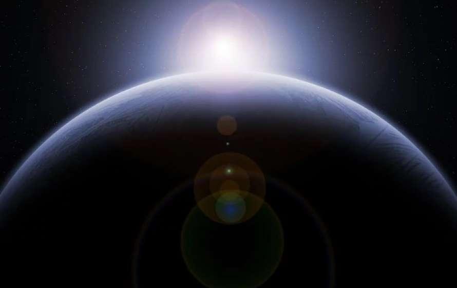 Ученые объяснили, почему Солнце не отрывает Луну от Земли, не смотря на разницу