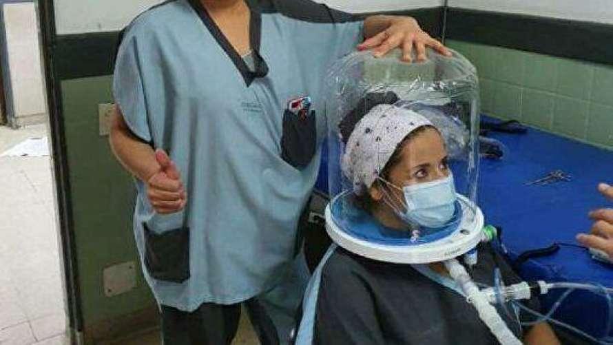 В Аргентине изобрели креативный способ лечения коронавируса