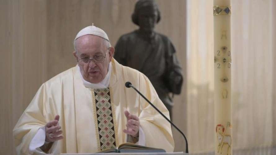 Папа Римский выступил с рядом инициатив против коронавируса