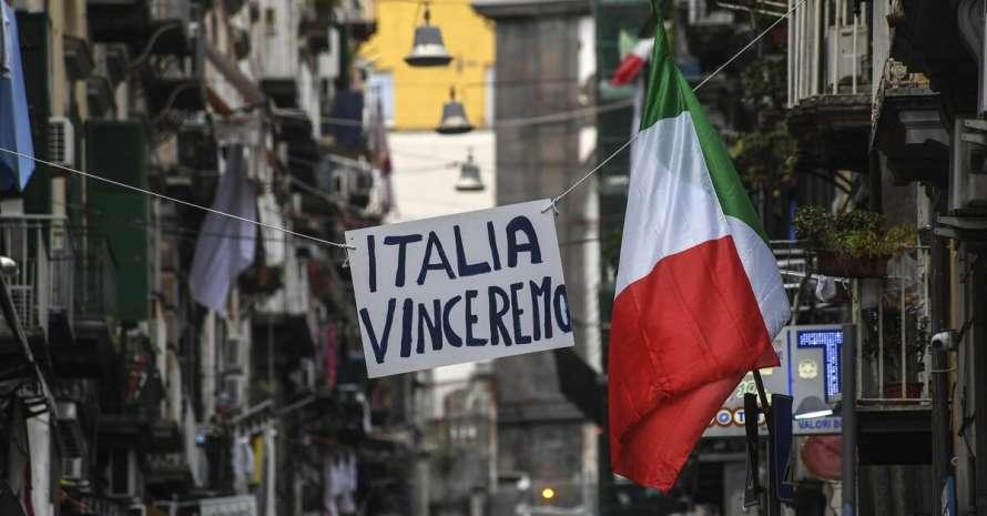 Италия отправит на карантин всех приезжающих из-за границы